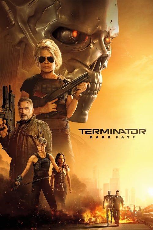Key visual ofTerminator: Dark Fate
