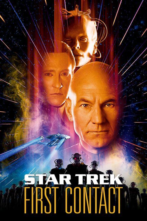 Key visual of Star Trek: First Contact