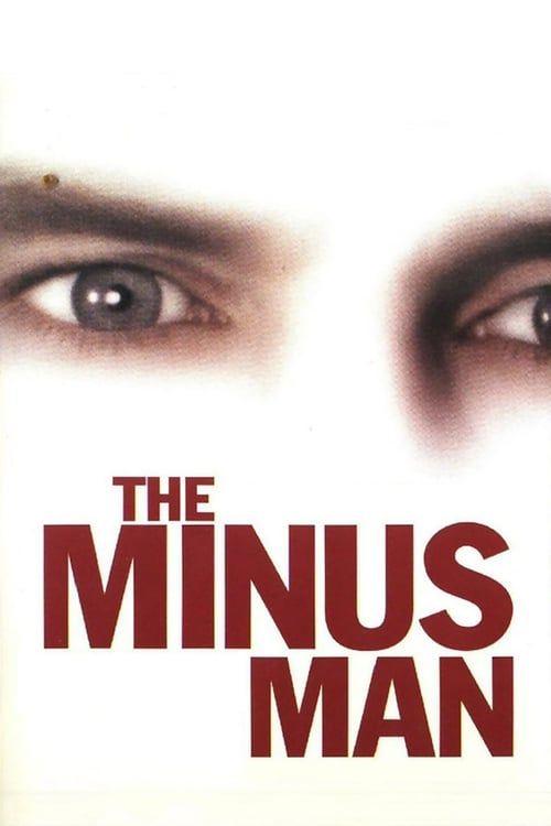 Key visual ofThe Minus Man