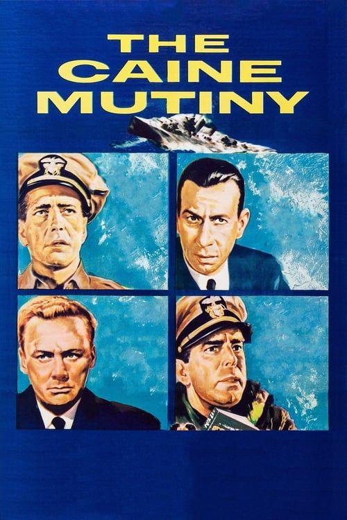 Key visual of The Caine Mutiny