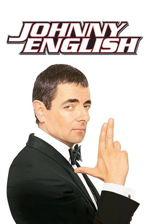 Key visual of Johnny English
