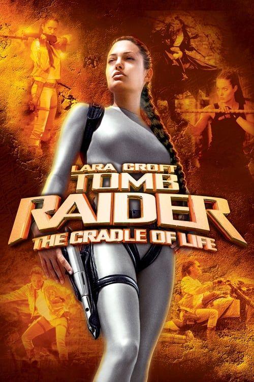 Key visual of Lara Croft: Tomb Raider - The Cradle of Life