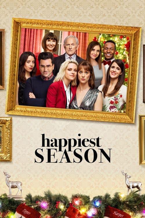 Key visual of Happiest Season