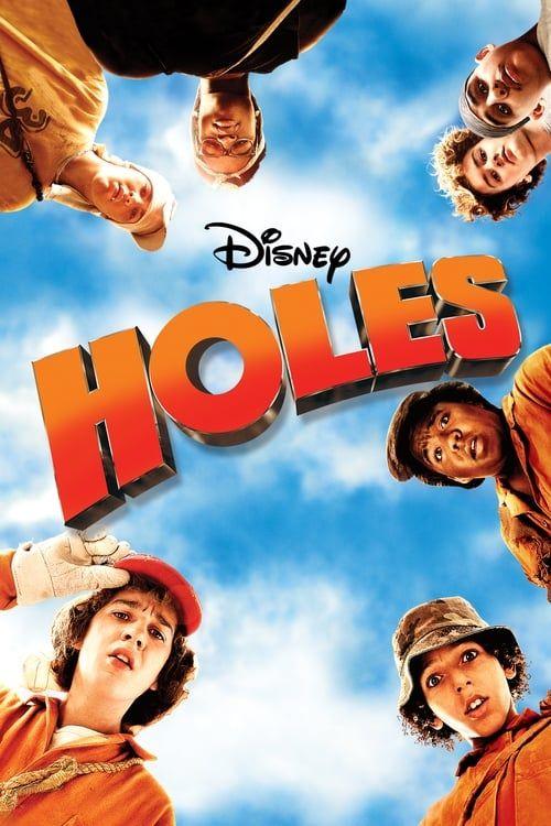 Key visual of Holes