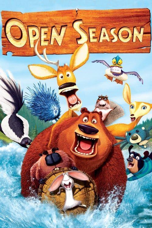 Key visual of Open Season