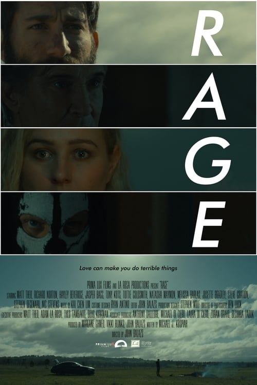 Key visual of RAGE