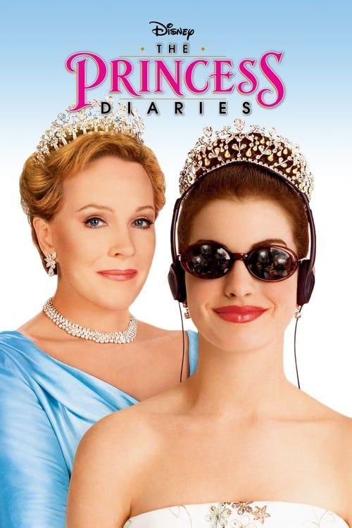 Key visual of The Princess Diaries