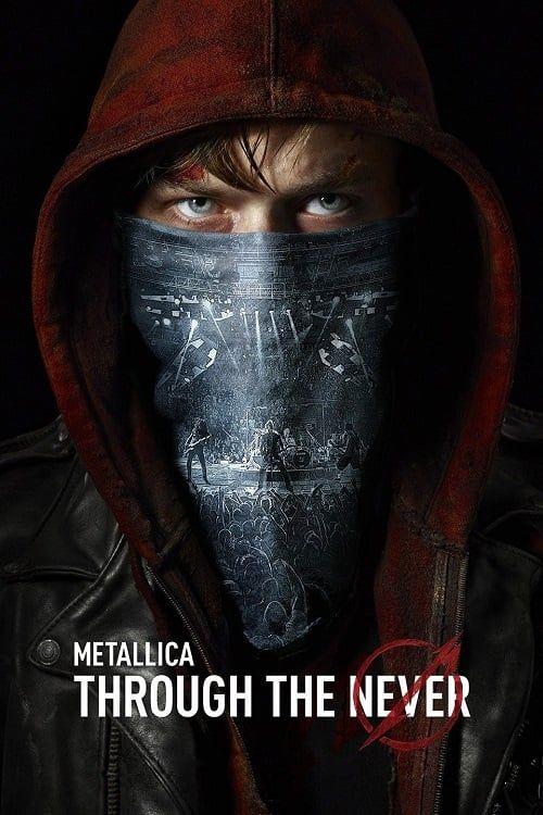 Key visual of Metallica: Through the Never