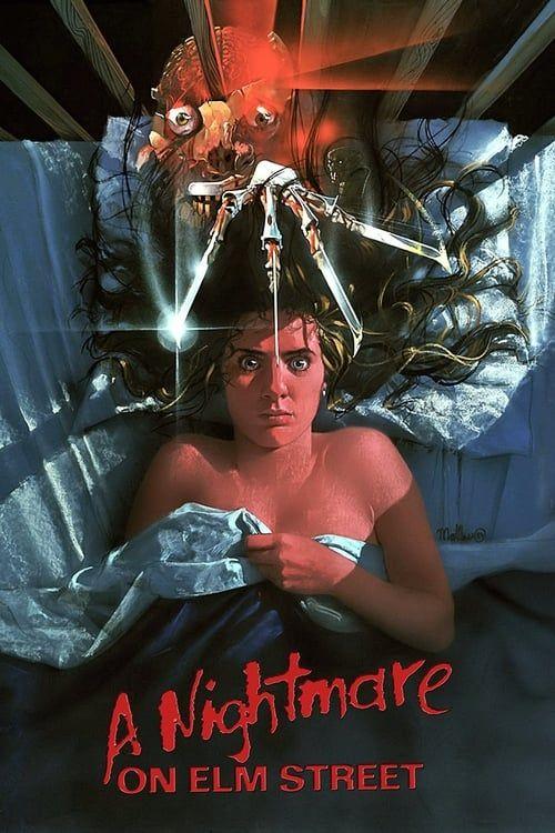 Key visual of A Nightmare on Elm Street