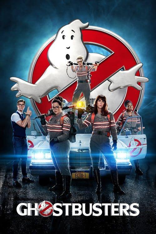 Key visual of Ghostbusters