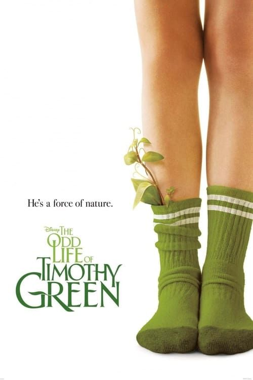 Key visual of The Odd Life of Timothy Green