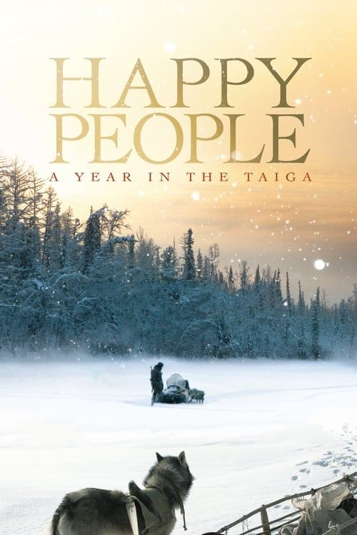Key visual of Happy People: A Year in the Taiga