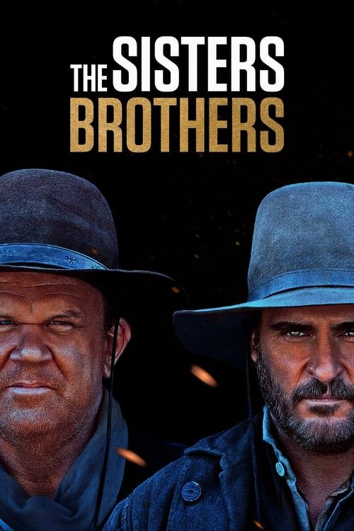 Key visual of The Sisters Brothers