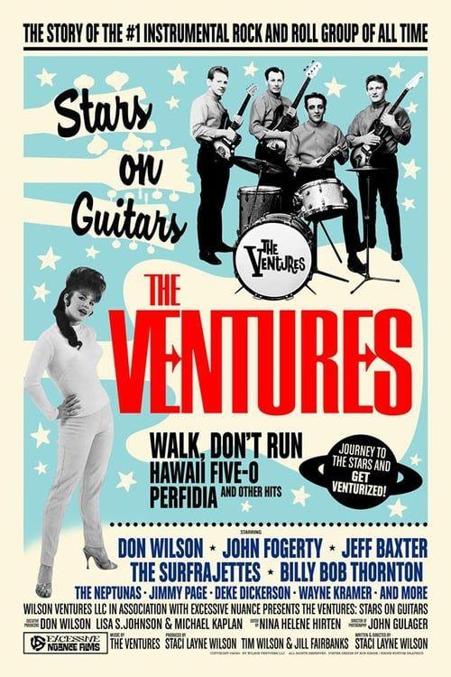 Key visual ofThe Ventures: Stars on Guitars