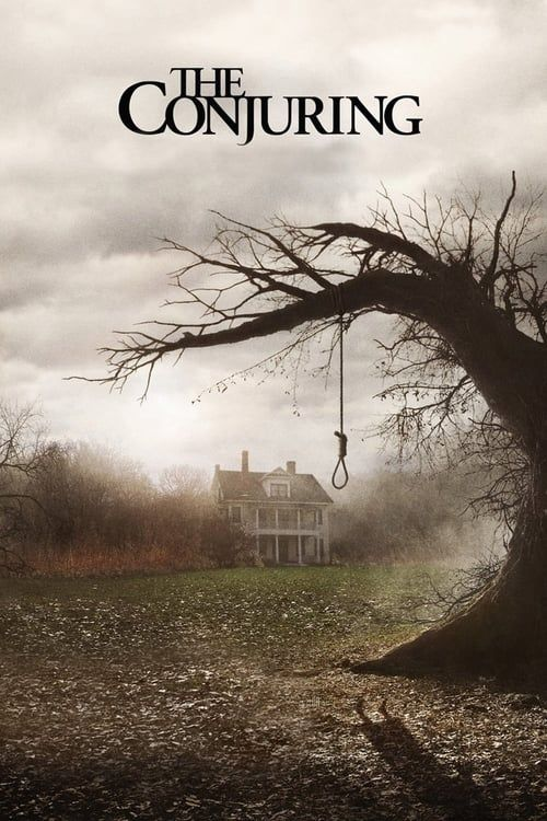 Key visual of The Conjuring