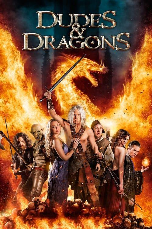 Key visual of Dudes & Dragons