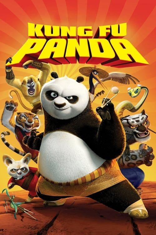 Key visual of Kung Fu Panda