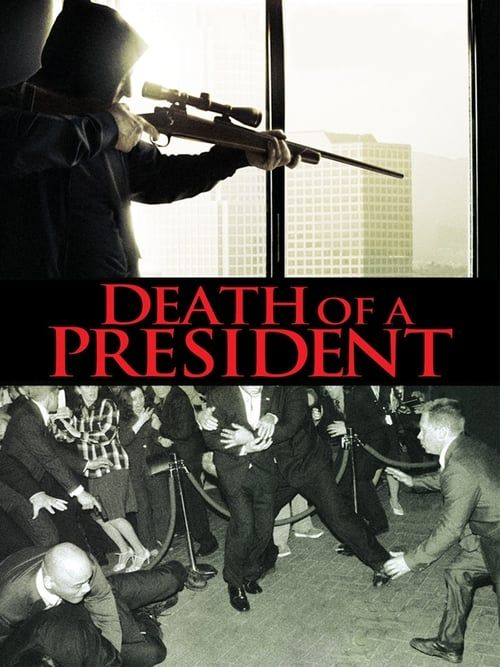 Key visual of Death of a President
