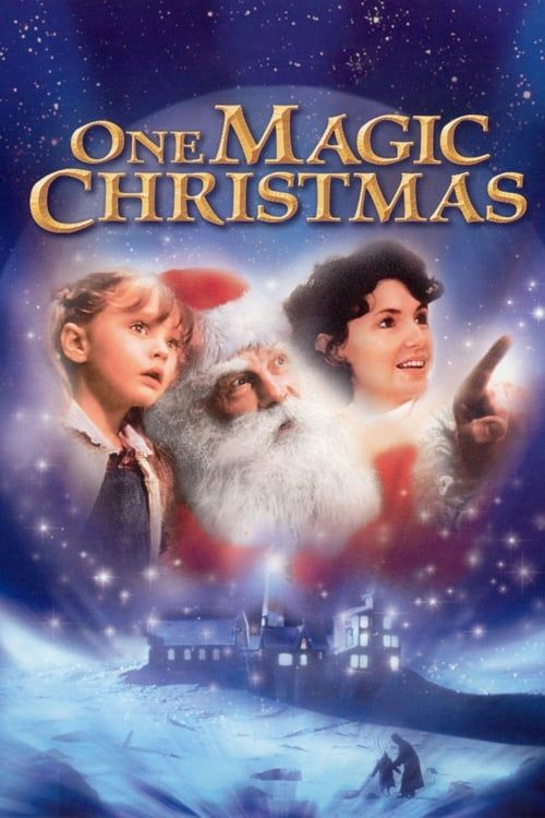Key visual of One Magic Christmas