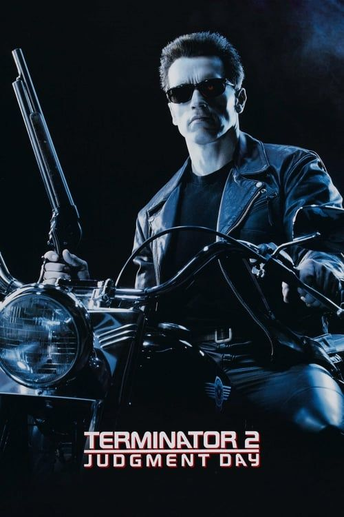 Key visual of Terminator 2: Judgment Day