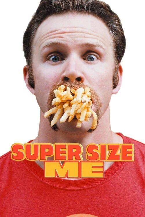 Key visual of Super Size Me
