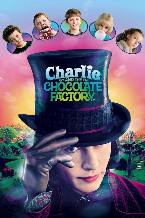 Key visual ofCharlie and the Chocolate Factory