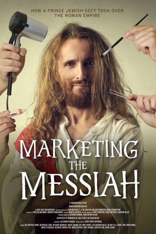 Key visual of Marketing the Messiah