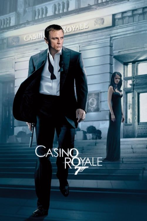 Key visual ofCasino Royale