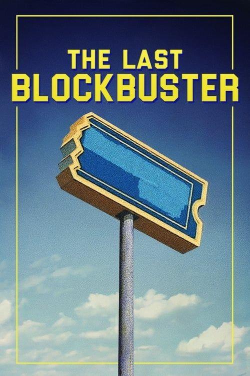 Key visual of The Last Blockbuster