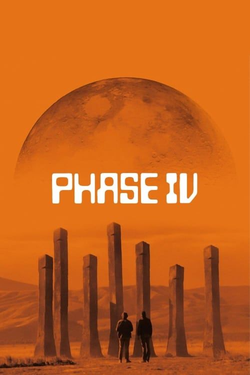 Key visual of Phase IV