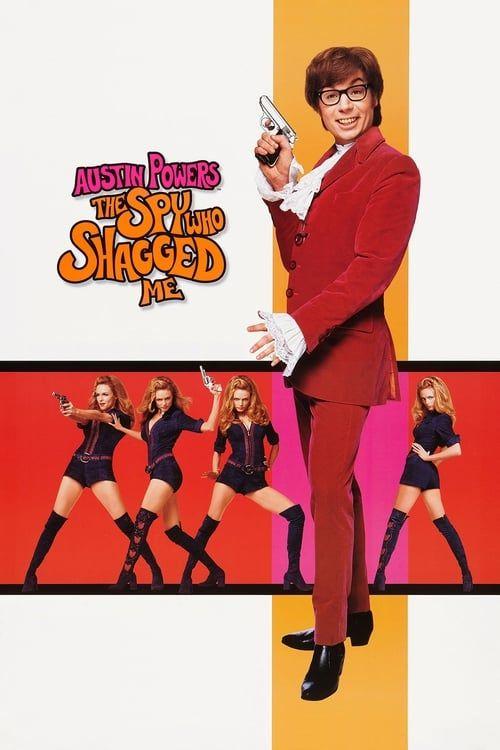 Key visual of Austin Powers: The Spy Who Shagged Me