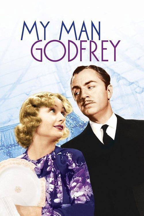 Key visual of My Man Godfrey