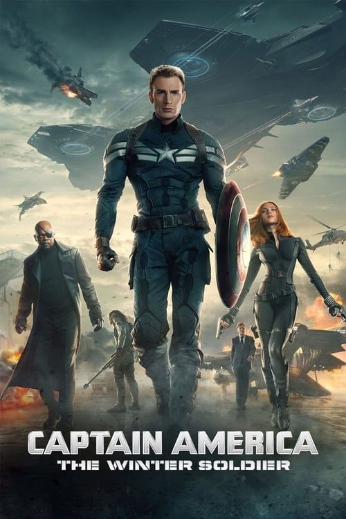 Key visual ofCaptain America: The Winter Soldier