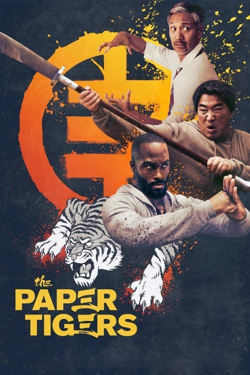 Key visual of The Paper Tigers