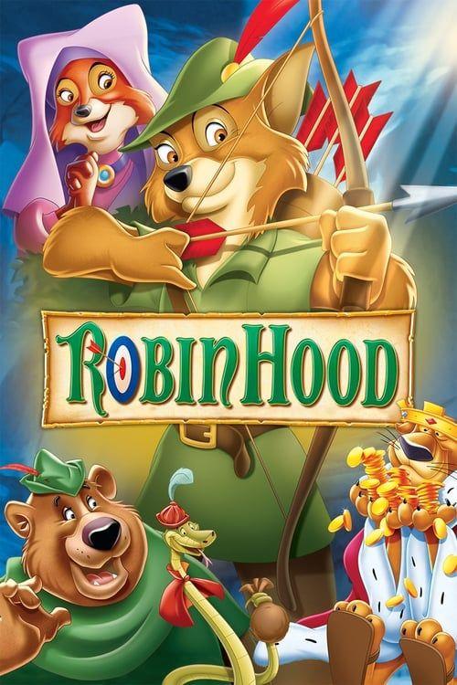 Key visual of Robin Hood