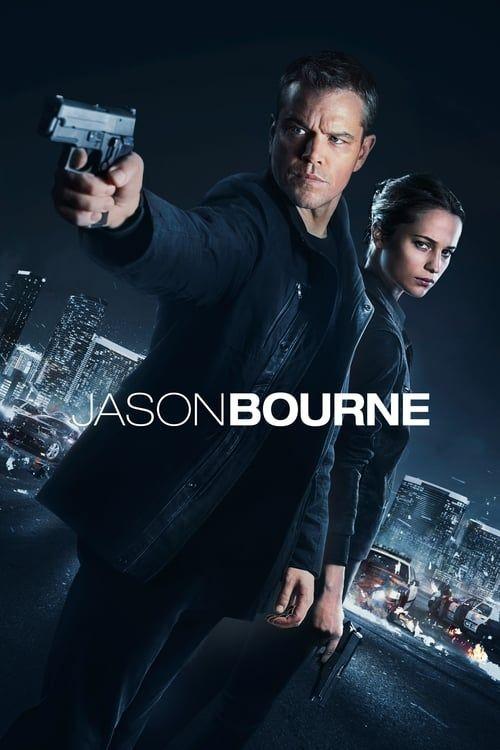 Key visual of Jason Bourne