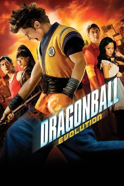 Key visual ofDragonball Evolution