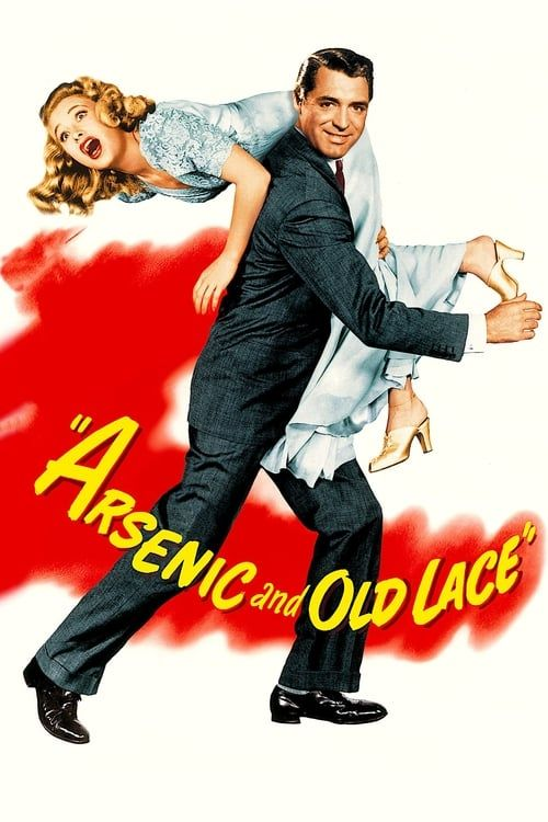 Key visual of Arsenic and Old Lace
