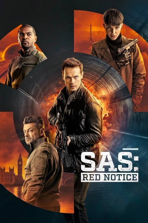 Key visual of SAS: Red Notice