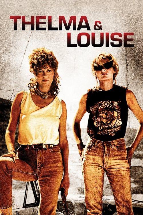 Key visual of Thelma & Louise