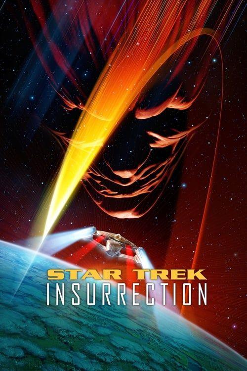 Key visual of Star Trek: Insurrection