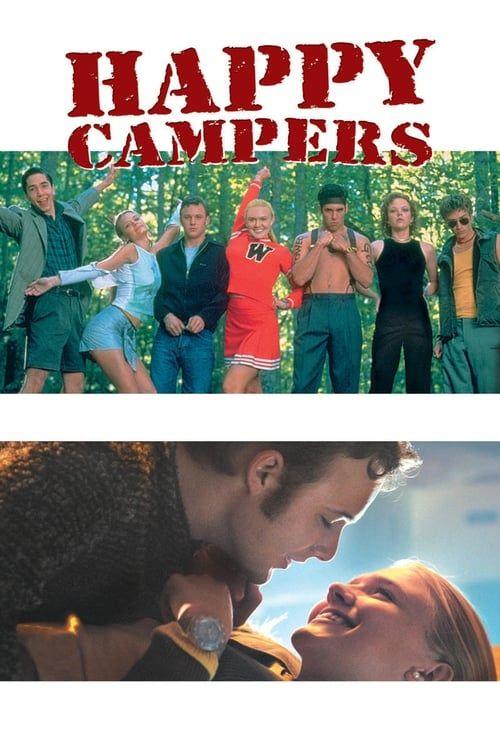 Key visual of Happy Campers