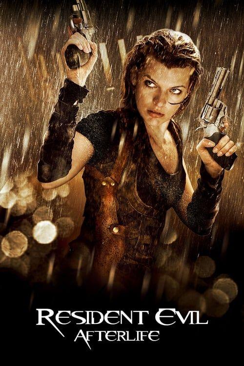 Key visual of Resident Evil: Afterlife