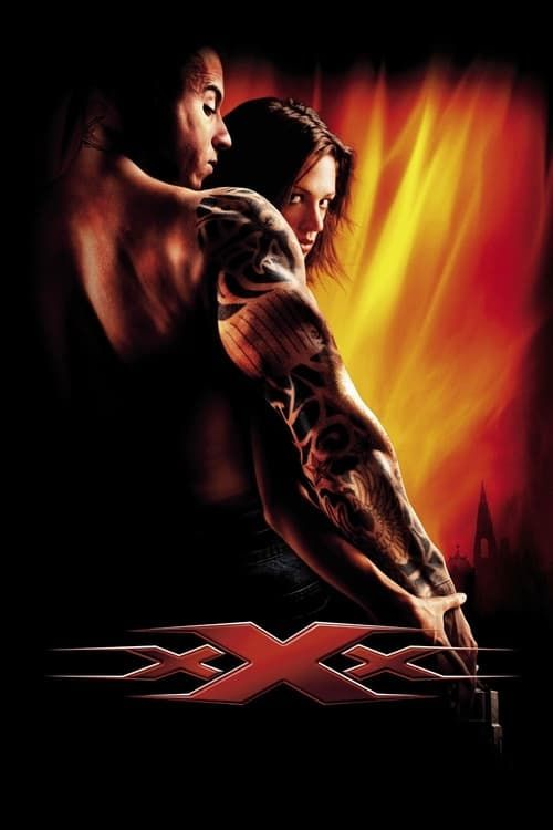 Key visual ofxXx