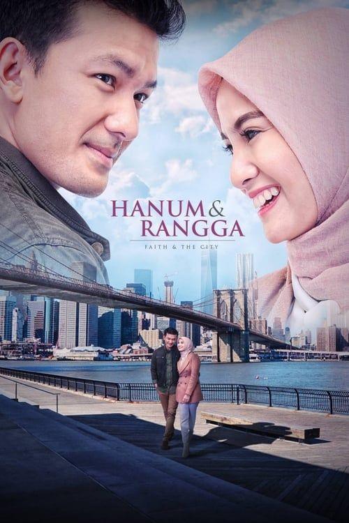 Key visual of Hanum & Rangga: Faith & The City