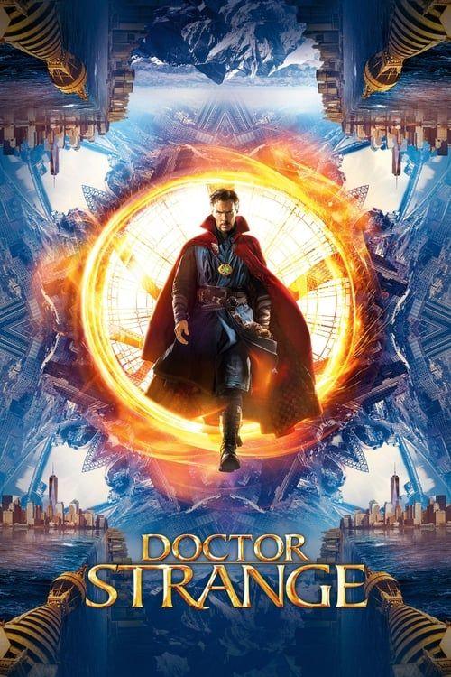 Key visual of Doctor Strange