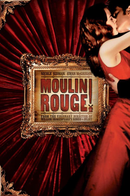 Key visual ofMoulin Rouge!