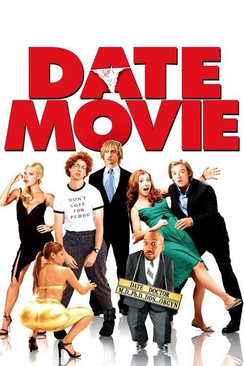 Key visual of Date Movie