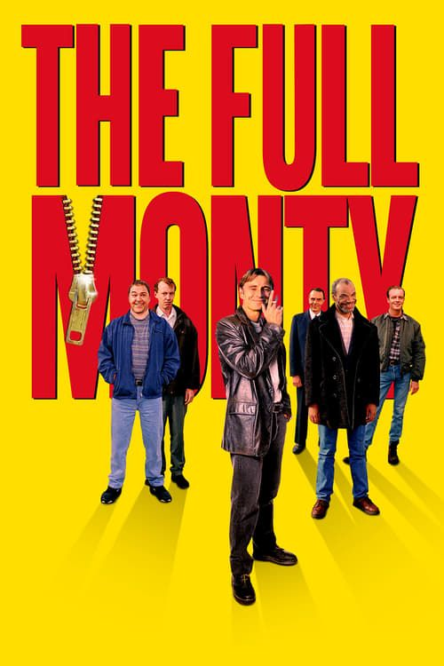Key visual of The Full Monty
