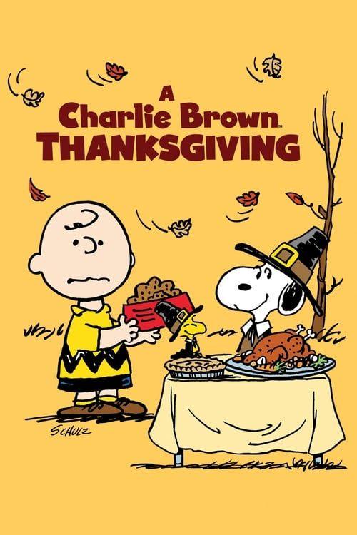 Key visual of A Charlie Brown Thanksgiving